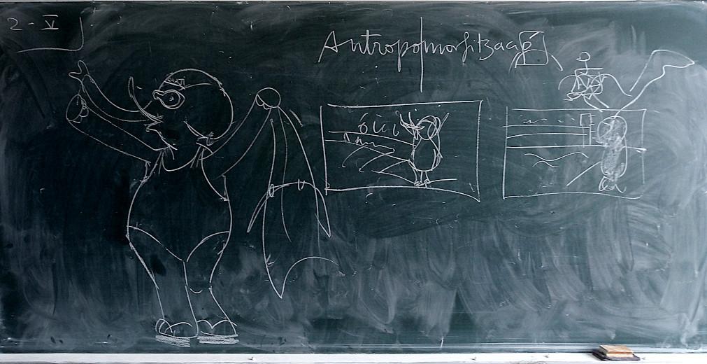 antropomorfitzacions