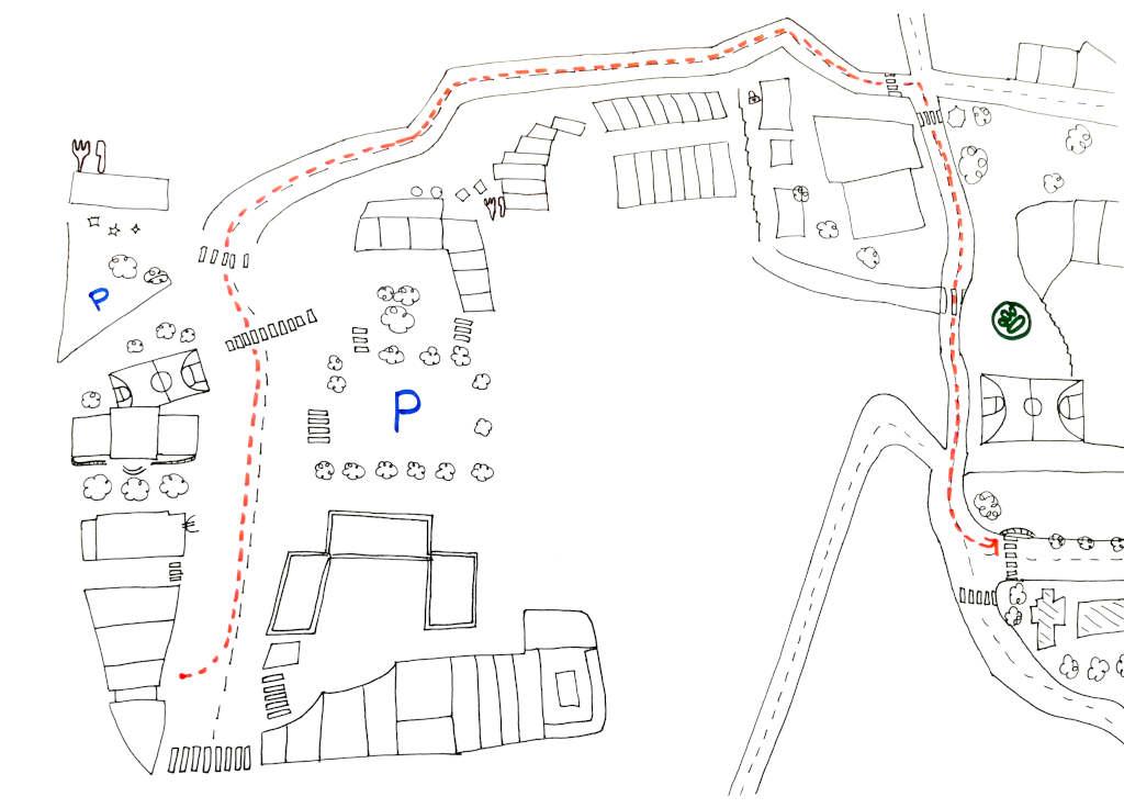 Mapa Alba